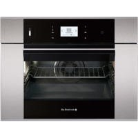 De Dietrich DOS1180X Compact Multifunction Oven with Pyroclean Steam functions and Animated Display - Stainless steel