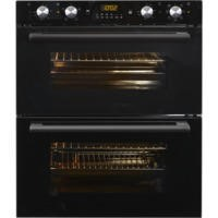 NordMende DOU313BL Black Built-under Multifunction Double Oven
