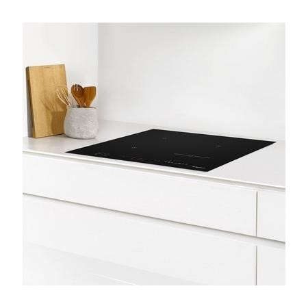 De Dietrich DPI7652B 65cm Duozone Induction Hob 7 Functions 20 Power Levels -  Black