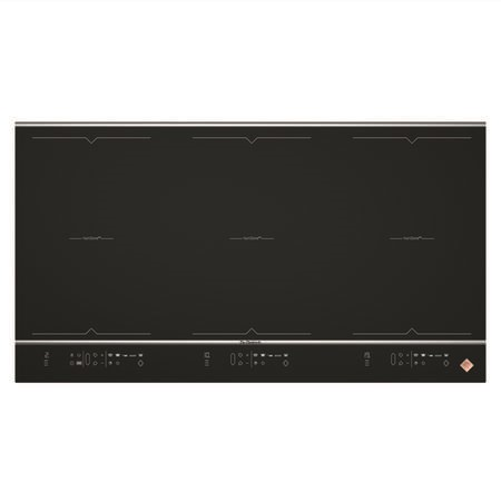 De Dietrich DPI7969XS 90cm 3 Horizones Induction Hob Slide System 6 Functions -  Black