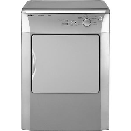 Beko DRVS62S 6kg Freestanding Vented Tumble Dryer