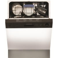 NordMende DSSN60BL 12 Place Semi Integrated Dishwasher Black