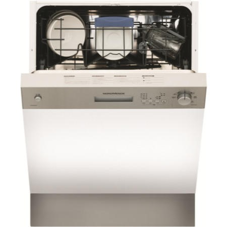 NordMende DSSN60IX 12 Place Semi Integrated Dishwasher Stainless Steel