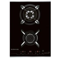 De Dietrich DTG1138X Built-in 38 cm 2 burner Gas Hob