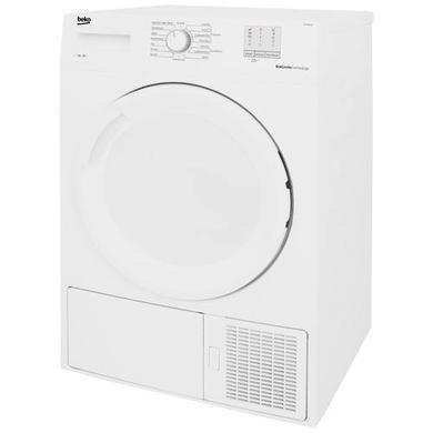 Beko DTGP7001W 7kg Heat Pump Freestanding Tumble Dryer - White