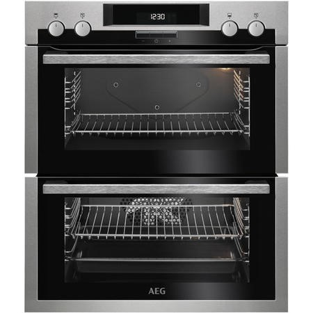Aeg Due431110m Multifunction Undercounter Double Oven With