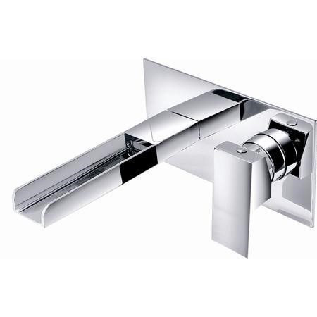 Atlas Wall Mounted Basin Tap