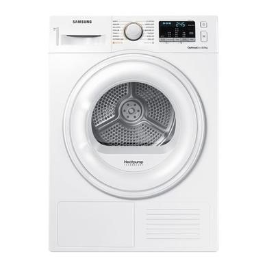 Samsung DV80M50101W 8kg Heat Pump Freestanding Tumble Dryer - White
