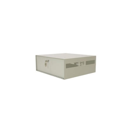 Lockable DVR enclosure