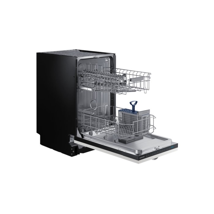 Samsung DW50K4050BB 9 Place Slimline Integrated Dishwasher