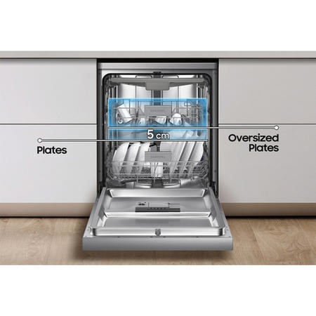 Samsung DW60M6040BB 13 Place Fully Integrated Dishwasher