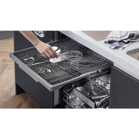 Samsung DW60M9550BB 14 Place Fully Integrated WaterWall Dishwasher