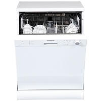 NordMende DW64WH 12 Place Freestanding Dishwasher - White Best Price, Cheapest Prices