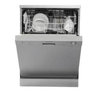 NordMende DW65SL 12 Place Freestanding Dishwasher - Silver Best Price, Cheapest Prices