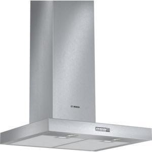 Bosch DWB064W50B 60cm Stainless Steel Chimney Cooker Hood