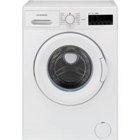 Daewoo DWDMV1021 6kg 1000 rpm Extra Efficient Freestanding Washing Machine White