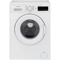 Daewoo DWDMV1221 6kg 1200 rpm Extra Efficient Freestanding Washing Machine White