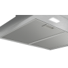 Bosch DWG94BC50B Serie 2 90cm Chimney Cooker Hood - Stainless Steel With Flat Glass Canopy