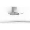 Bosch DWG96DM50B Serie 4 Touch Control 90cm Chimney Cooker Hood - Stainless Steel With Flat Glass Canopy