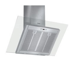 Bosch DWK098E51B Angled 90cm Chimney Cooker Hood Stainless Steel
