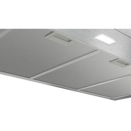 Bosch DWP94BC50B Serie 2 90cm Traditional Chimney Cooker Hood - Stainless Steel