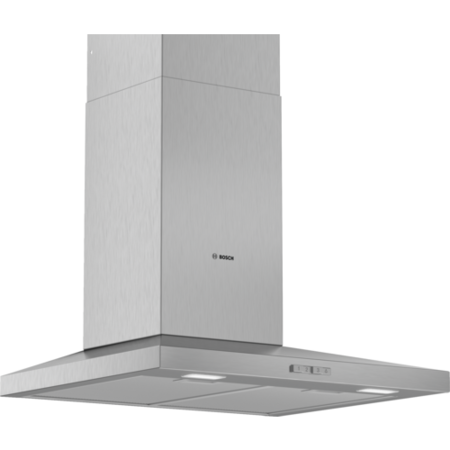 Bosch DWQ64BC50B Serie 2 60cm Low Profile Cooker Hood - Stainless Steel