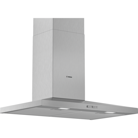 Bosch DWQ74BC50B Serie 2 70cm Low Profile Cooker Hood - Stainless Steel