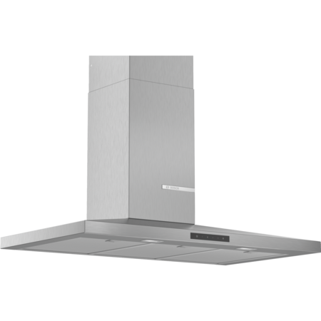 Bosch DWQ96DM50B Serie 4 90cm Low Profile Cooker Hood - Stainless Steel