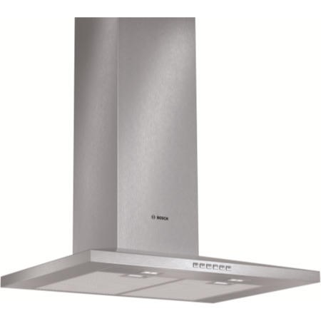 GRADE A1 - Bosch DWW077A50B Serie 4 Classixx Low Profile 70cm Stainless Steel Chimney Cooker Hood
