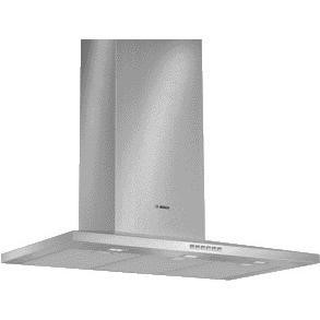GRADE A2 - Bosch DWW097A50B Serie 4 Classixx Low Profile 90cm Stainless Steel Chimney Cooker Hood
