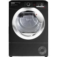 Hoover DXC10DCEB Dynamic Next Aquavision 10kg Freestanding Condenser Sensor Tumble Dryer With One To