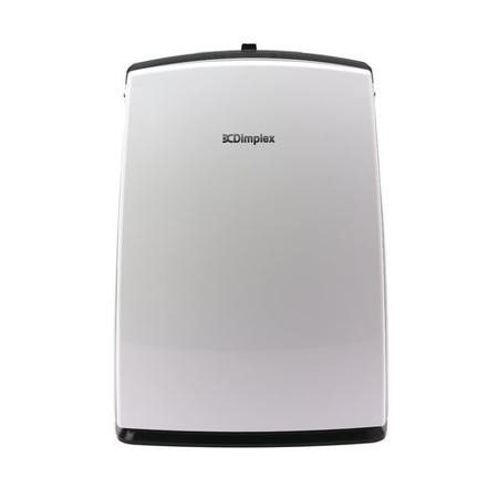 DXDH10N 10L Per Day Dehumidifier up to 2 bed house with Mechanical Humidistat