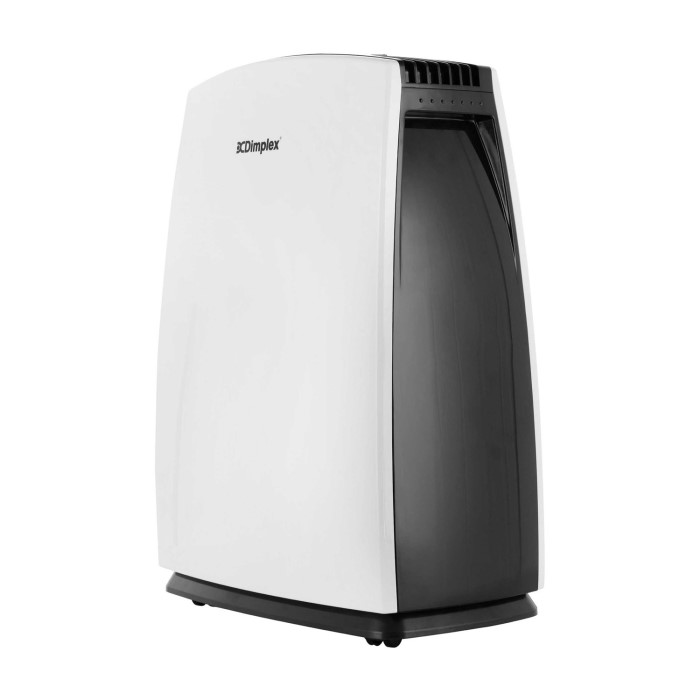 Grade A1 Dimplex 16 Litres Per Day Portable Dehumidifier Up To 4 Bedrooms With Humidistat
