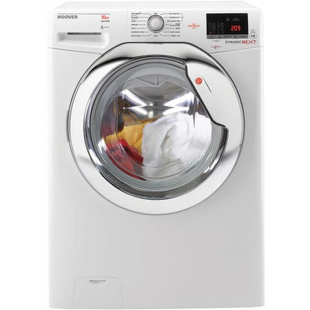 Hoover DXOC410AC3 10kg 1400rpm Freestanding Washing Machine - White