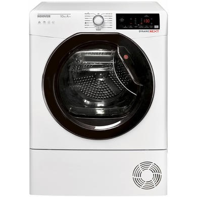 Hoover DXWH10A2TKE-80 Dynamic 10kg Freestanding Condenser Tumble Dryer With Heat Pump - White