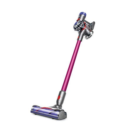 Dyson DYNV7 V7 Motorhead Stick Cordless Vacuum Cleaner - Grey and Pink