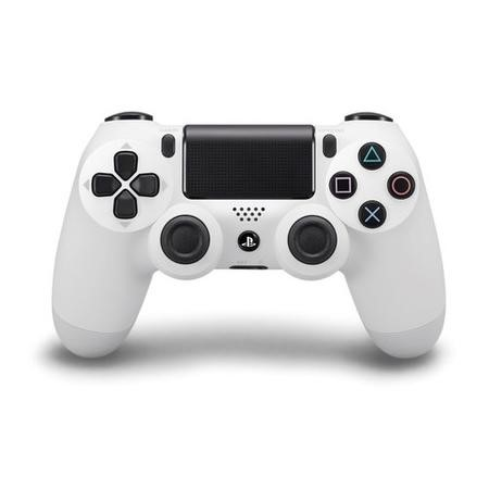 Dualshock Controller for Sony PS4 in Glacier White