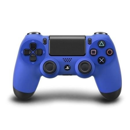 Dualshock Controller for Sony PS4 in Wave Blue