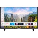 "electriQ 49"" 4K Ultra HD Smart Dolby Vision HDR LED TV with Freeview HD and Freeview Play"