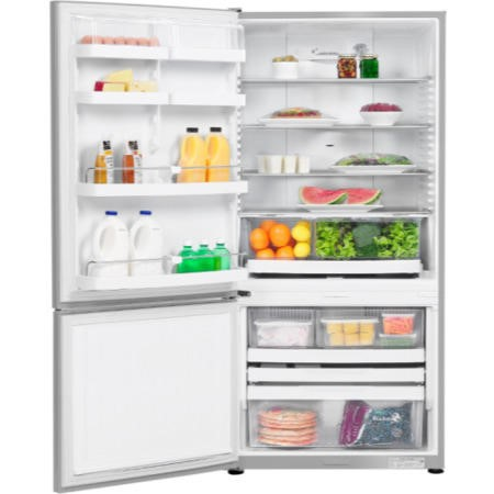Fisher & Paykel E522BLX4 24140 Freestanding Fridge Freezer Stainless Steel