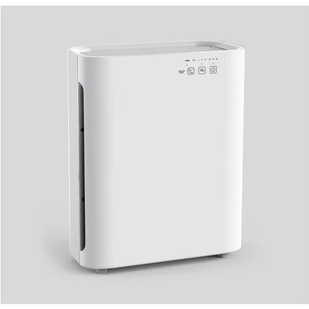electriQ EAP125HUVC Air Purifier with 6 stage cleaning - True HEPA filter UV TiO2 & Ioniser - cleans rooms up to 40m2