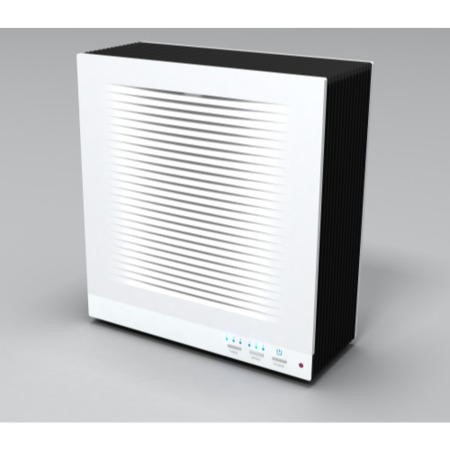 ElectriQ EAP145H 3 Stage Air Purifier True Hepa and Ioniser - Up to 40 sqm with Remote Control
