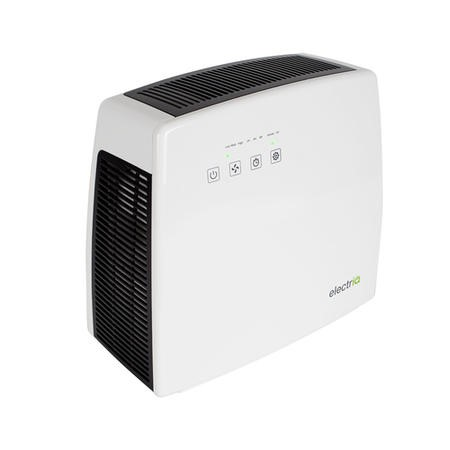 electriQ EAP400D Air Purifier with 5 Stage cleaning HEPA Filter UV & Photocatalytic air filtration - cleans rooms up to 30m2