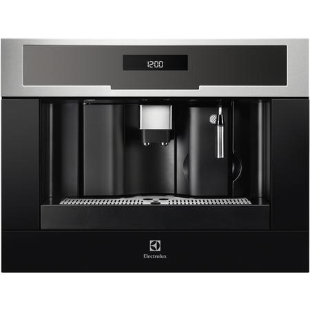 Electrolux EBC54514OX Eclipse Built-in Coffee Machine Stainless Steel And Black