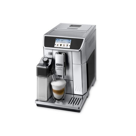 Delonghi ECAM650.85.MS PrimaDonna Elite Experience Bean-to-Cup Coffee Machine - Silver