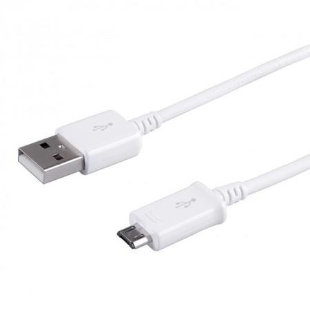 Genuine Samsung Micro USB Cable 1M White - New - No Retail Packaging