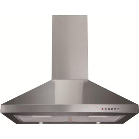 CDA ECH71SS Level 1 70cm Wide Chimney Cooker Hood Stainless Steel
