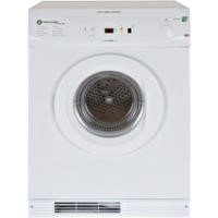 GRADE A2 - White Knight ECO86A Freestanding Sensing Vented Gas Tumble Dryer White