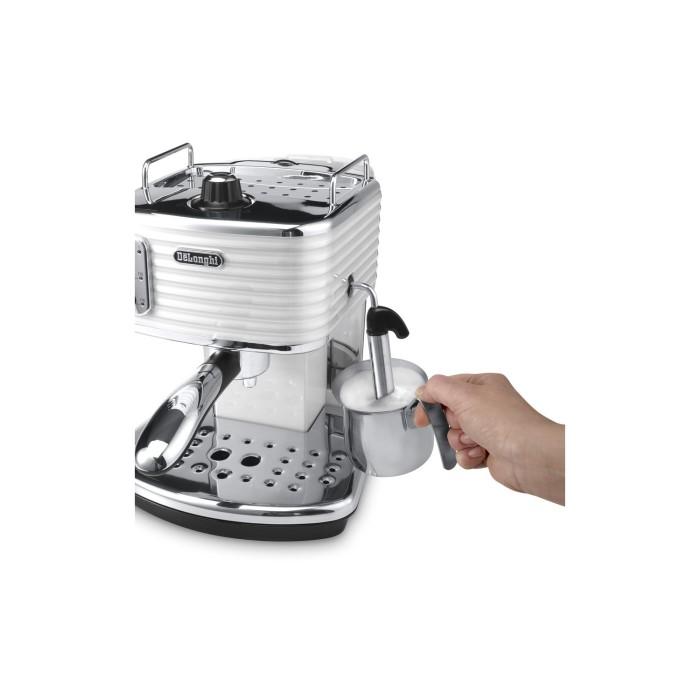 De Longhi Delonghi Ecz351 W Scultura Espresso Coffee