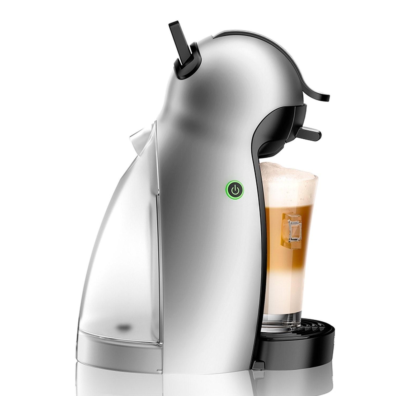 Delonghi Edg201s Piccolo Dolce Gusto Pod Coffee Machine Maker Silver